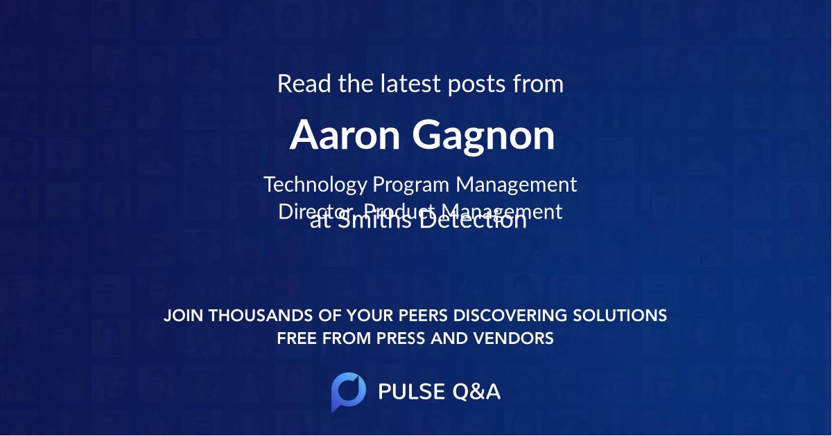 Aaron Gagnon