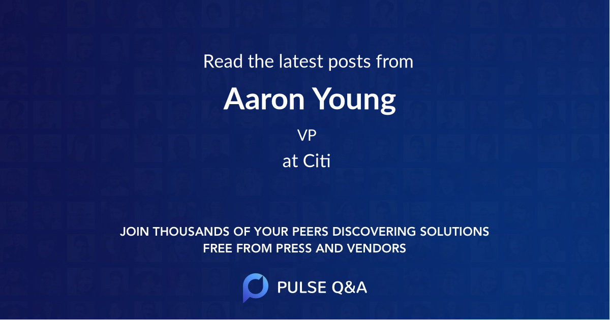 Aaron Young