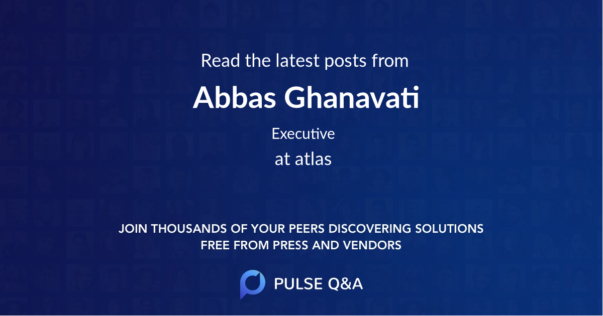 Abbas Ghanavati
