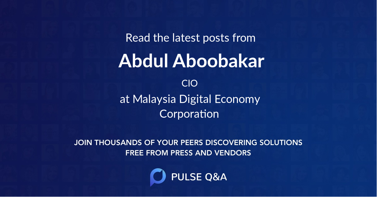 Abdul Aboobakar