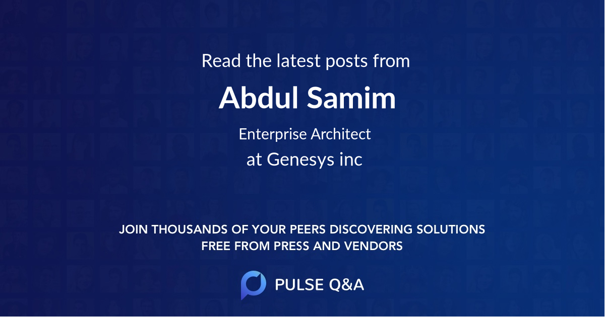 Abdul Samim