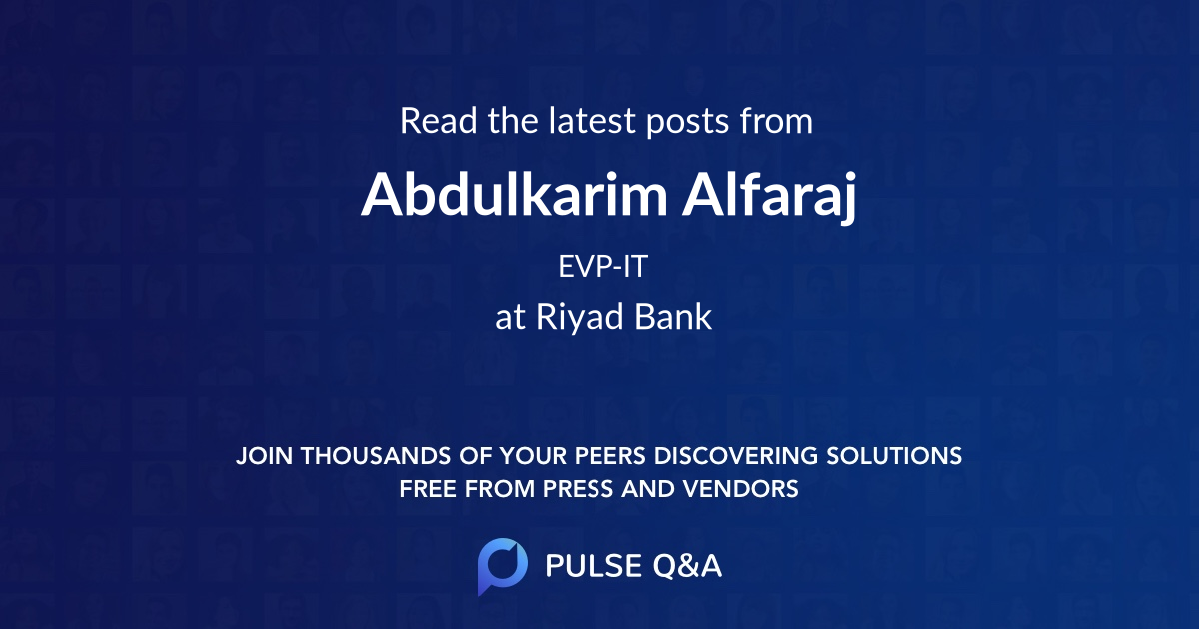 Abdulkarim Alfaraj