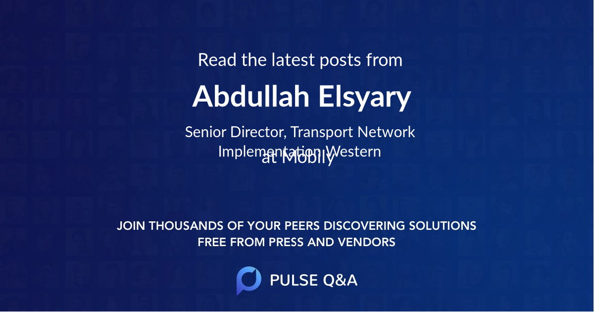 Abdullah Elsyary