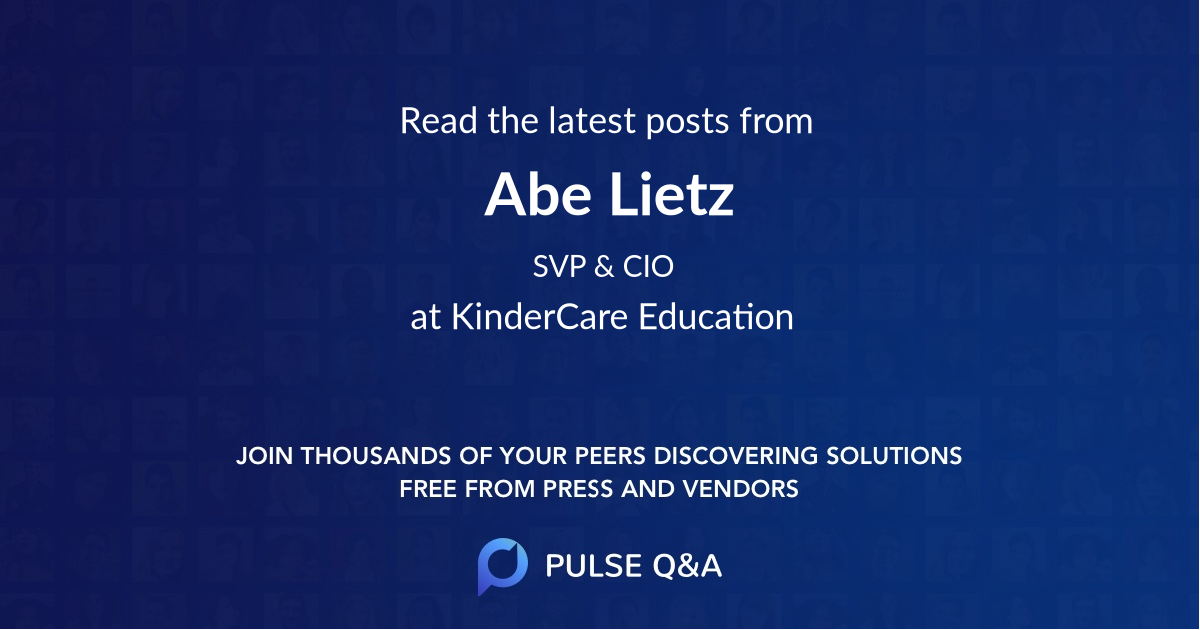 Abe Lietz