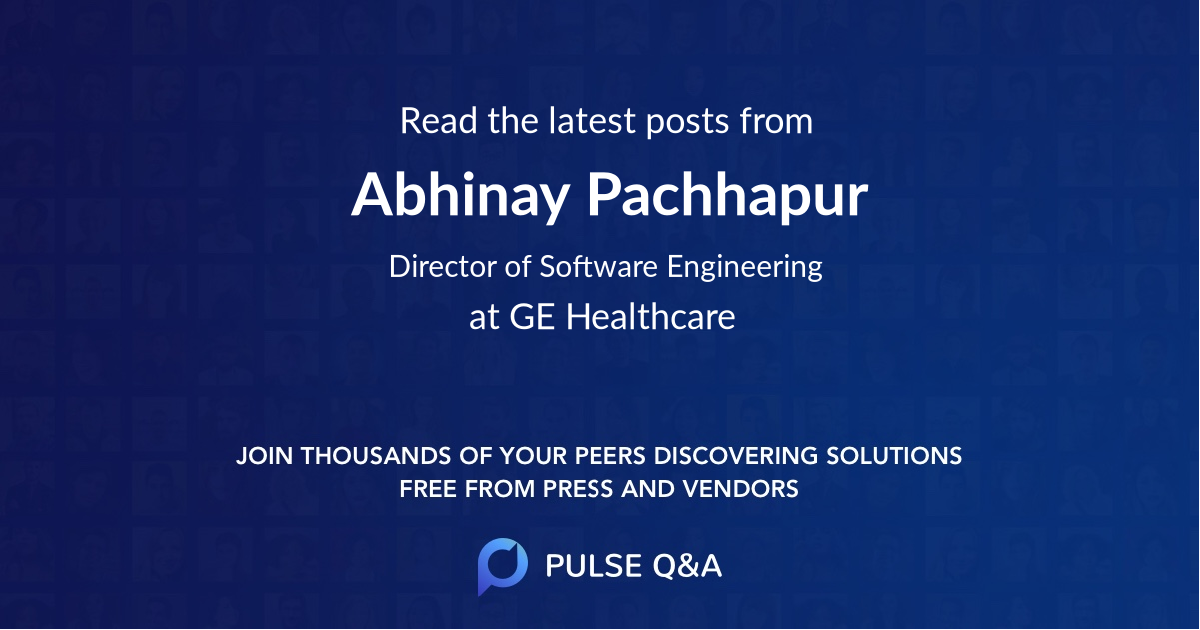 Abhinay Pachhapur