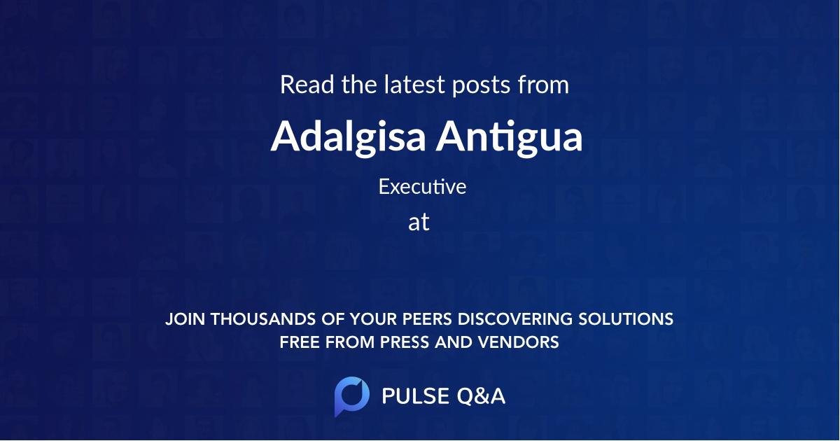 Adalgisa Antigua