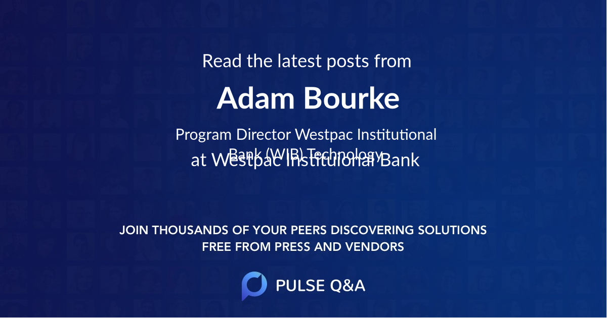 Adam Bourke