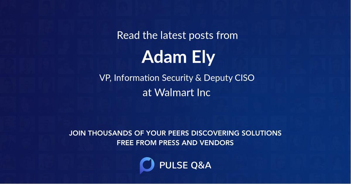 Adam Ely
