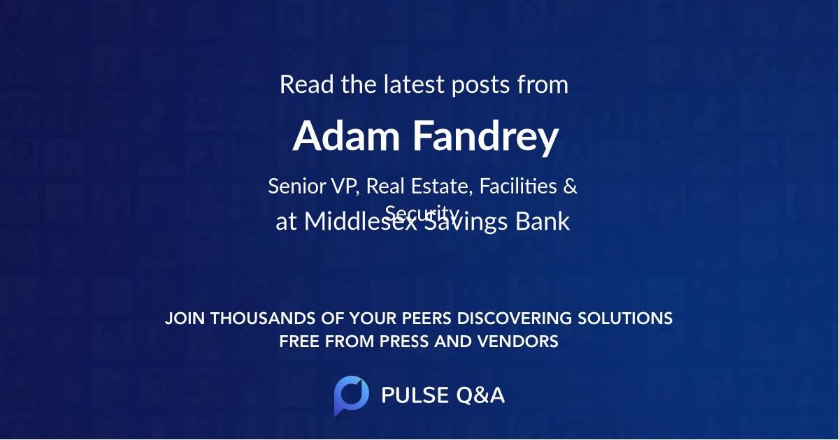 Adam Fandrey