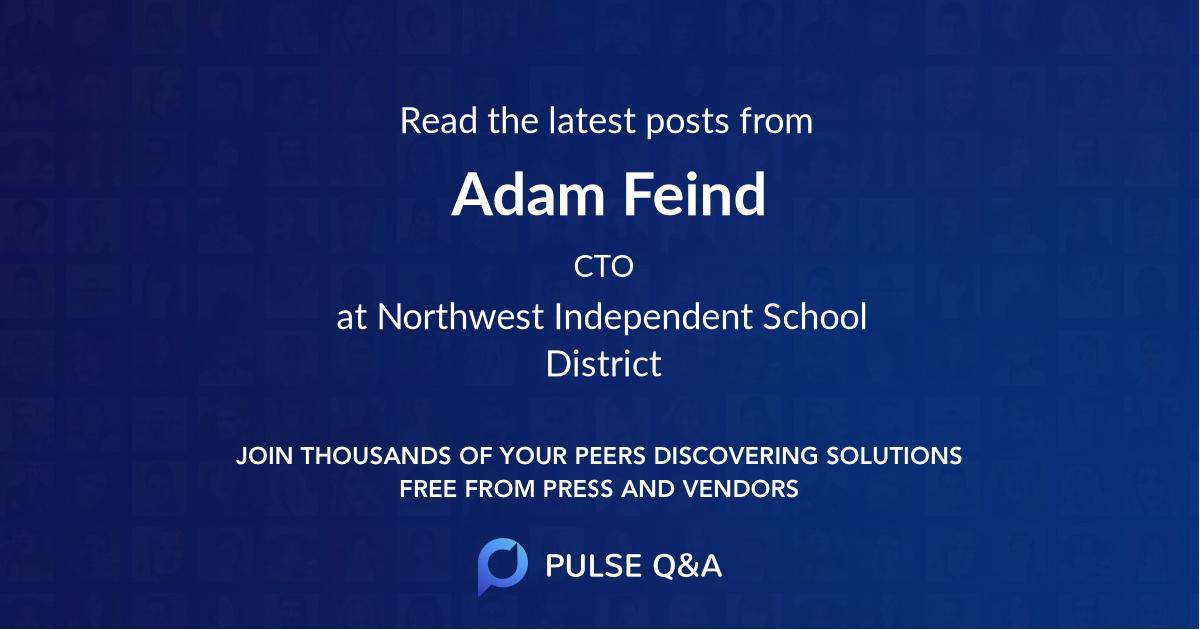 Adam Feind