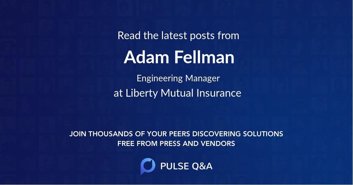 Adam Fellman