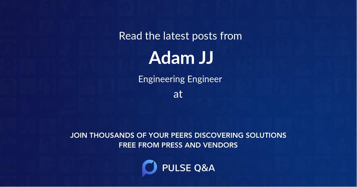 Adam JJ