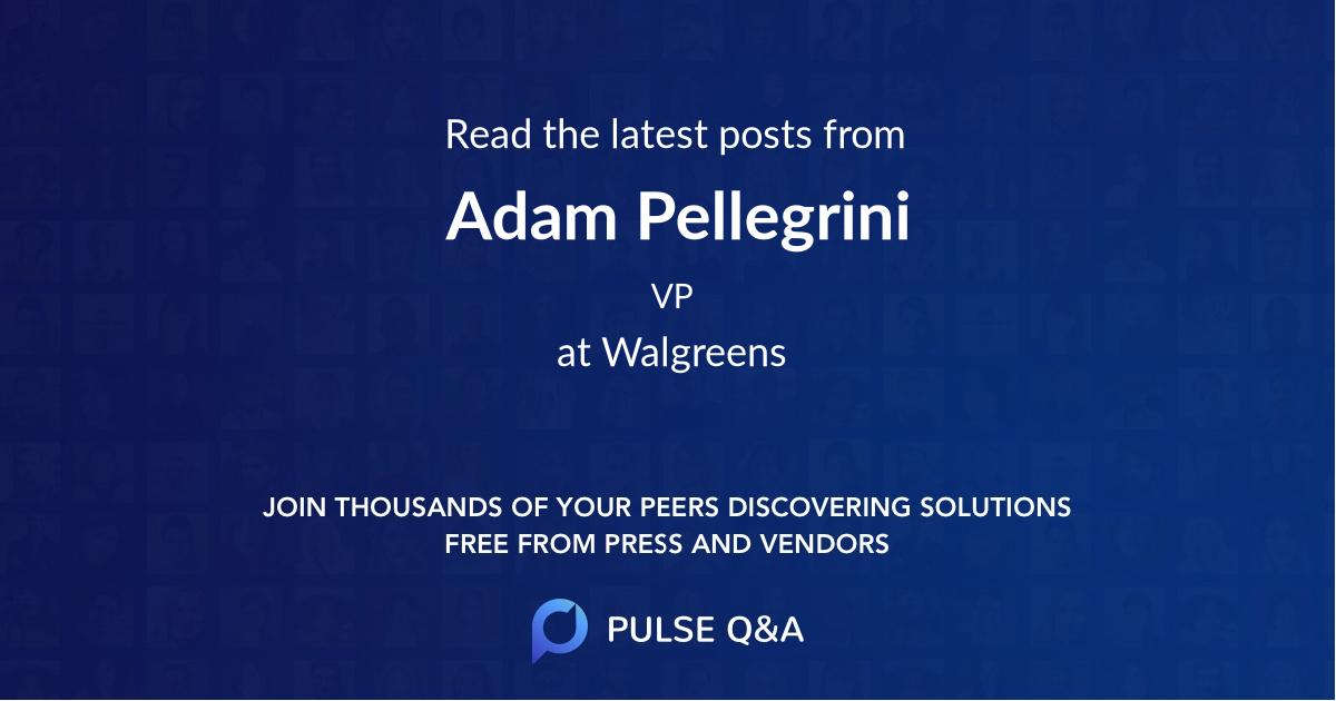 Adam Pellegrini