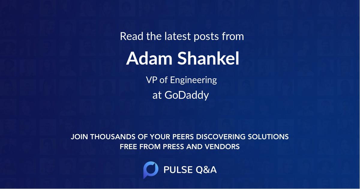 Adam Shankel