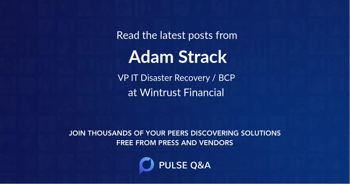 Adam Strack