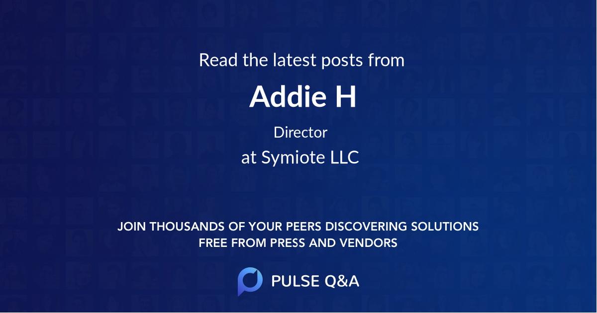 Addie H