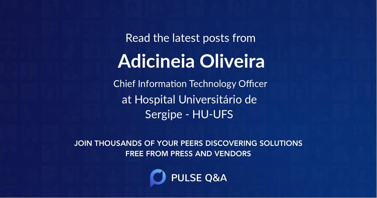 Adicineia Oliveira