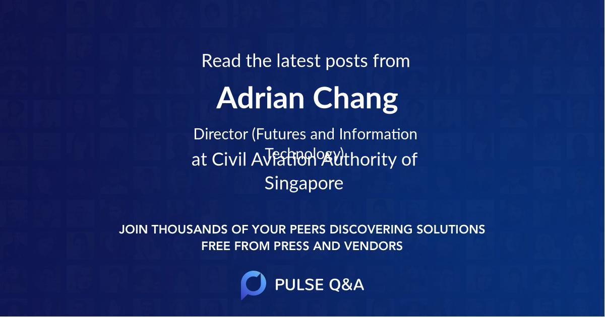 Adrian Chang