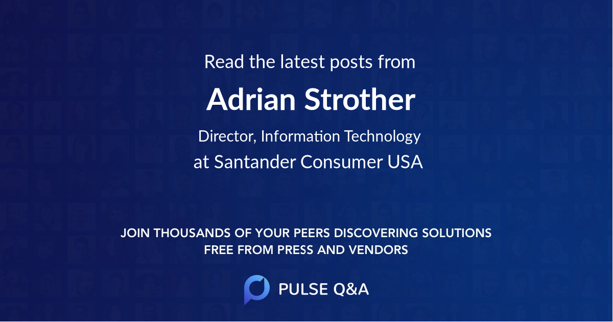 Adrian Strother