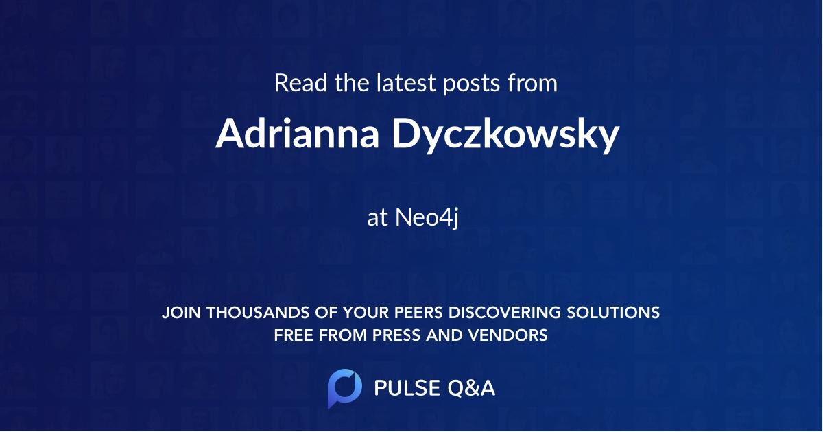 Adrianna Dyczkowsky