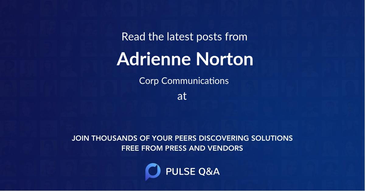 Adrienne Norton