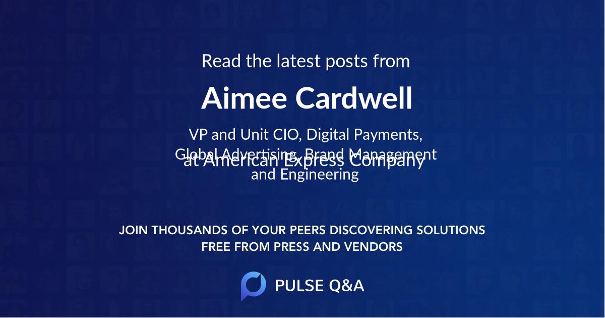 Aimee Cardwell