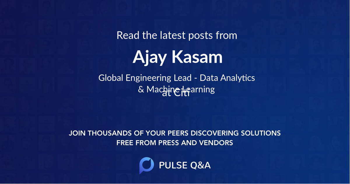 Ajay Kasam