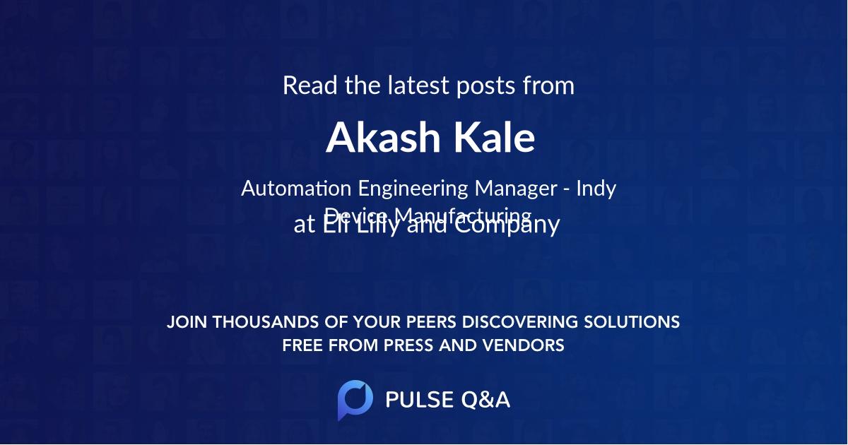 Akash Kale