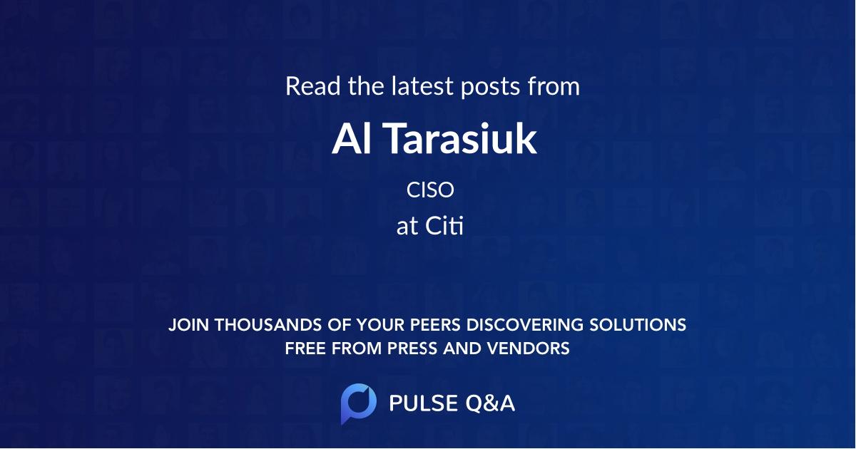 Al Tarasiuk
