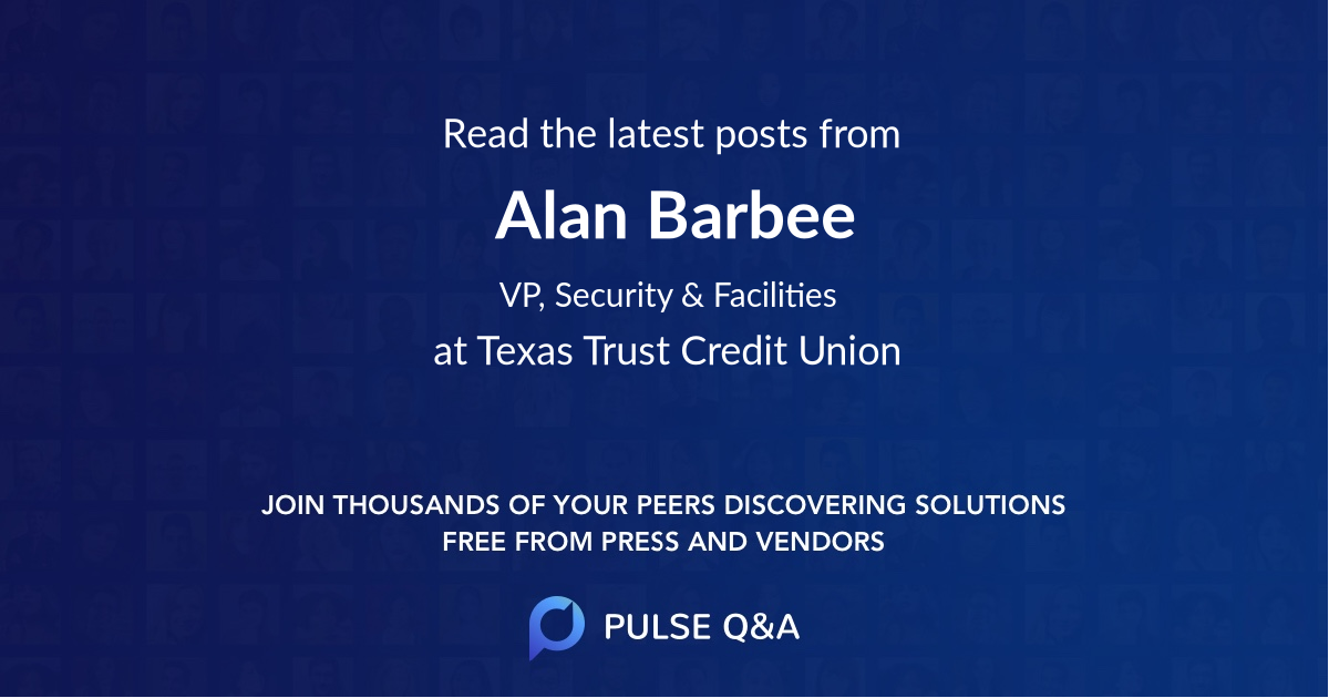 Alan Barbee