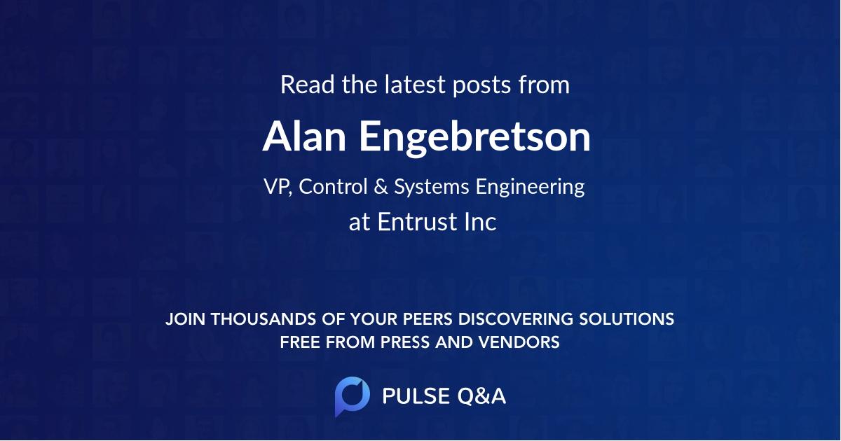 Alan Engebretson