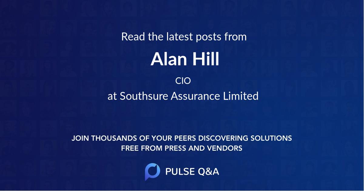 Alan Hill