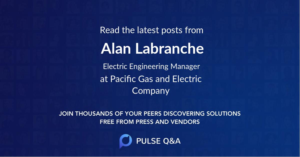 Alan Labranche