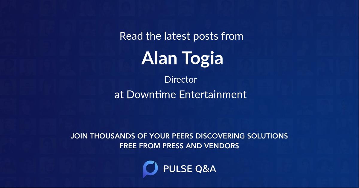 Alan Togia