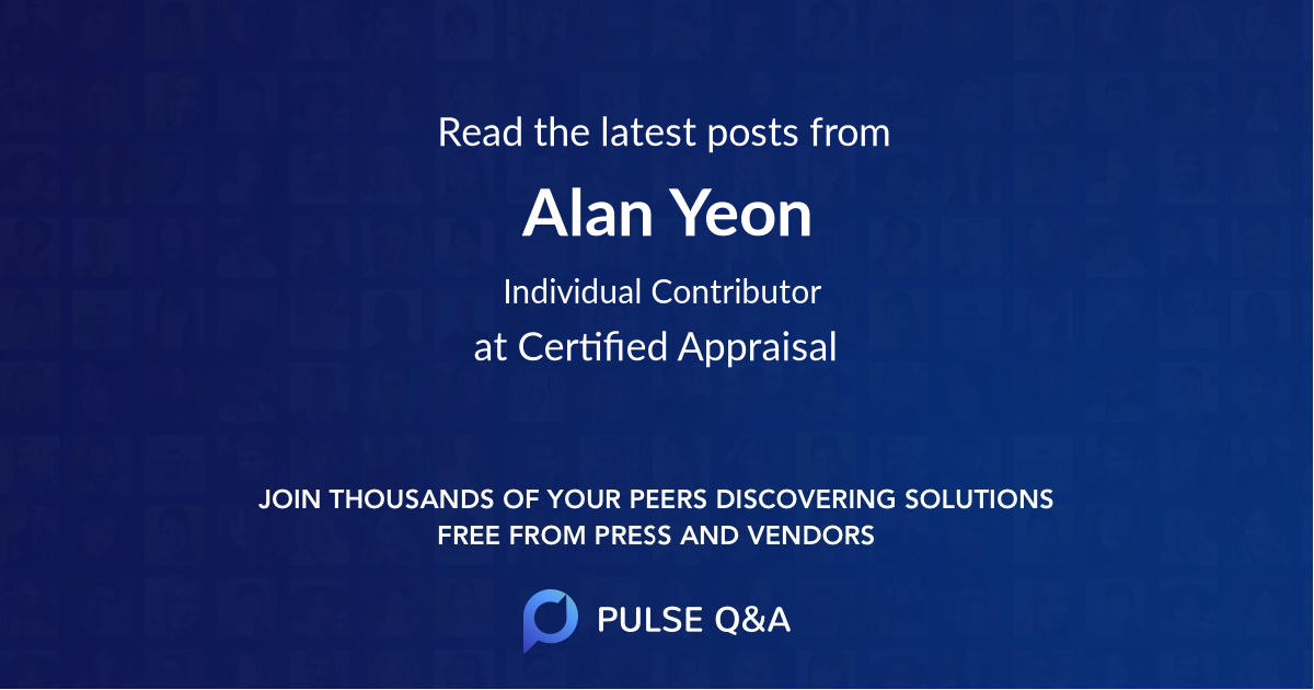 Alan Yeon