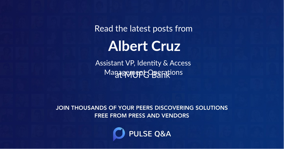 Albert Cruz
