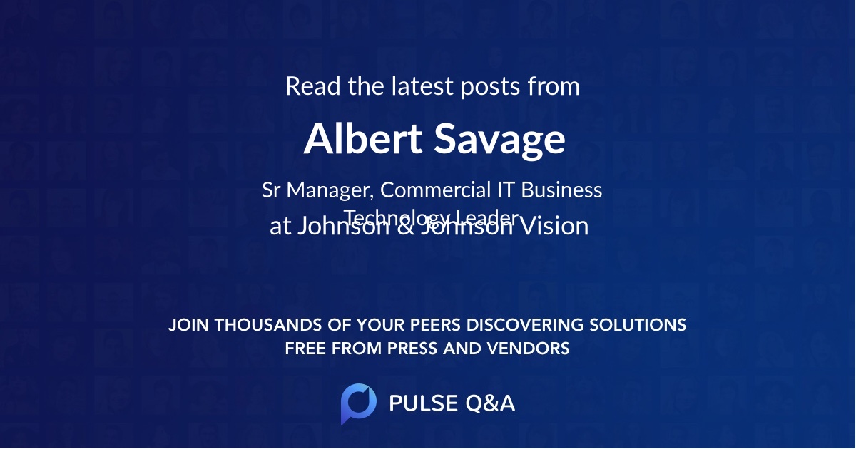Albert Savage