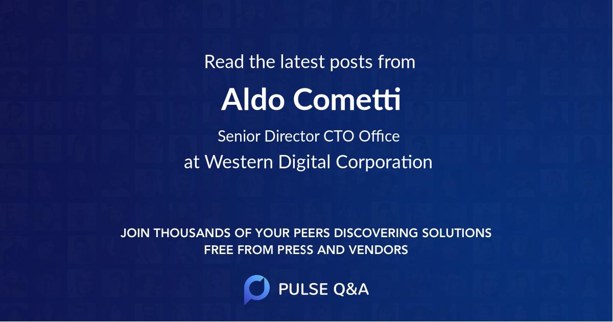 Aldo Cometti