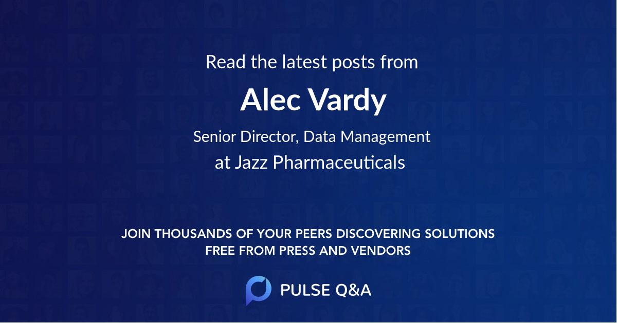 Alec Vardy