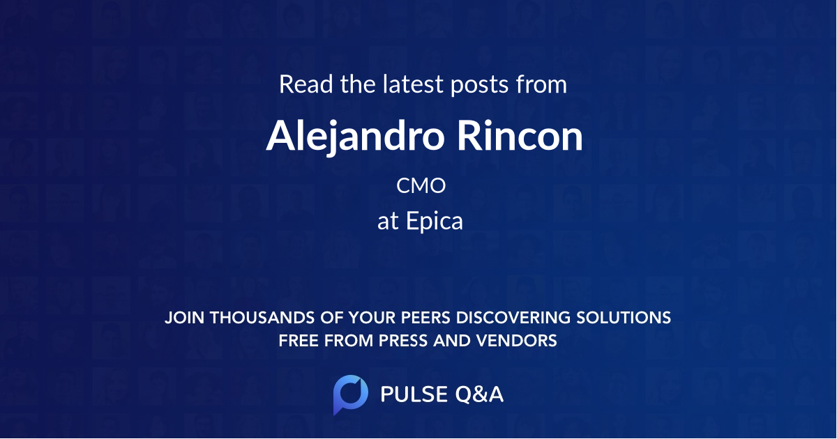 Alejandro Rincon