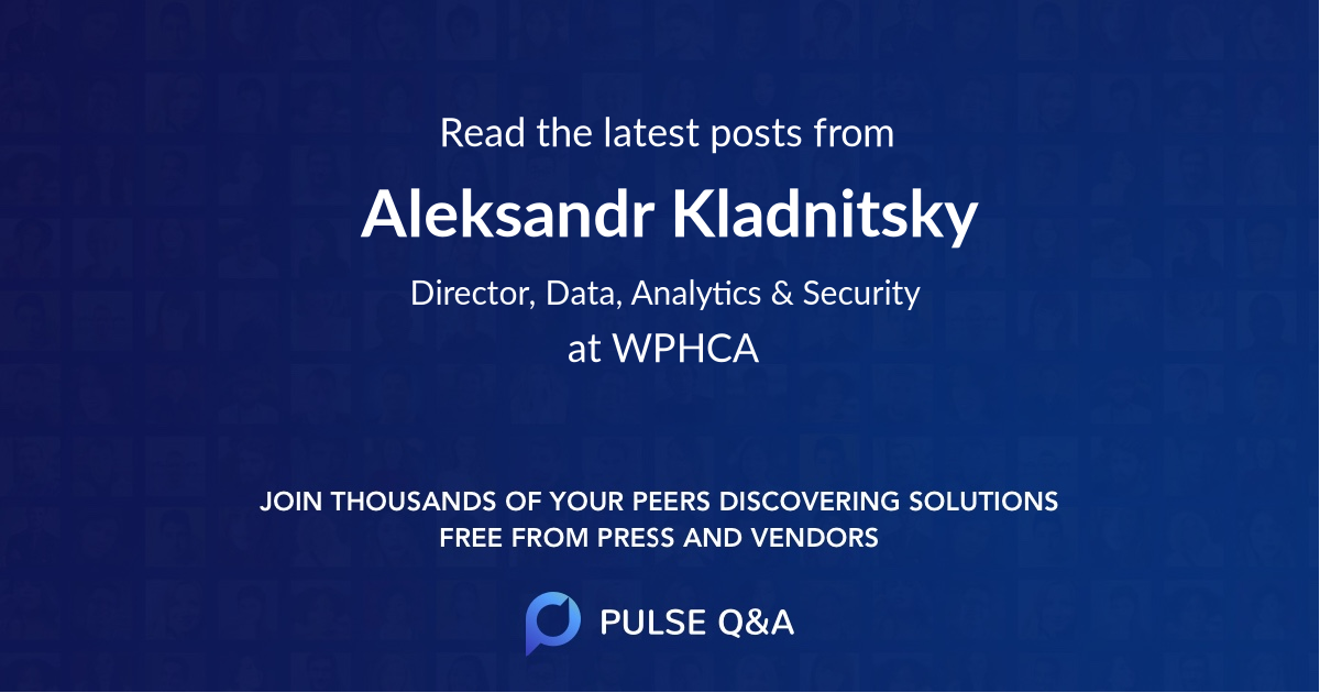 Aleksandr Kladnitsky