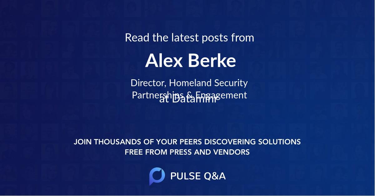 Alex Berke