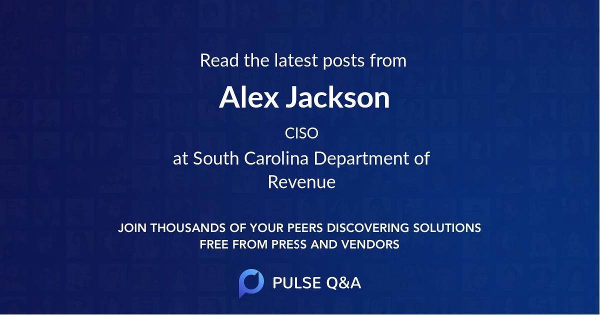 Alex Jackson
