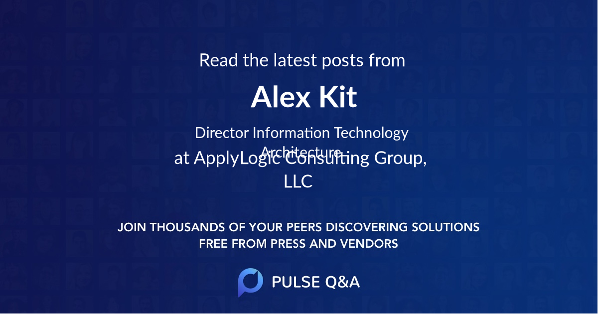 Alex Kit