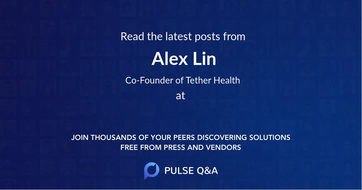 Alex Lin