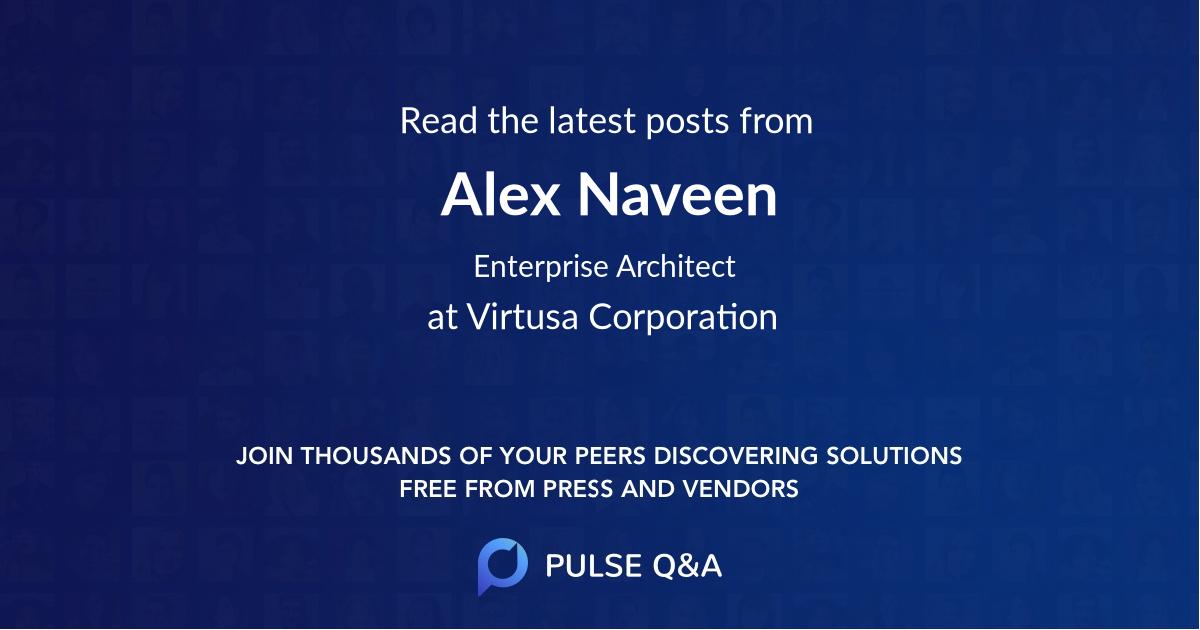 Alex Naveen