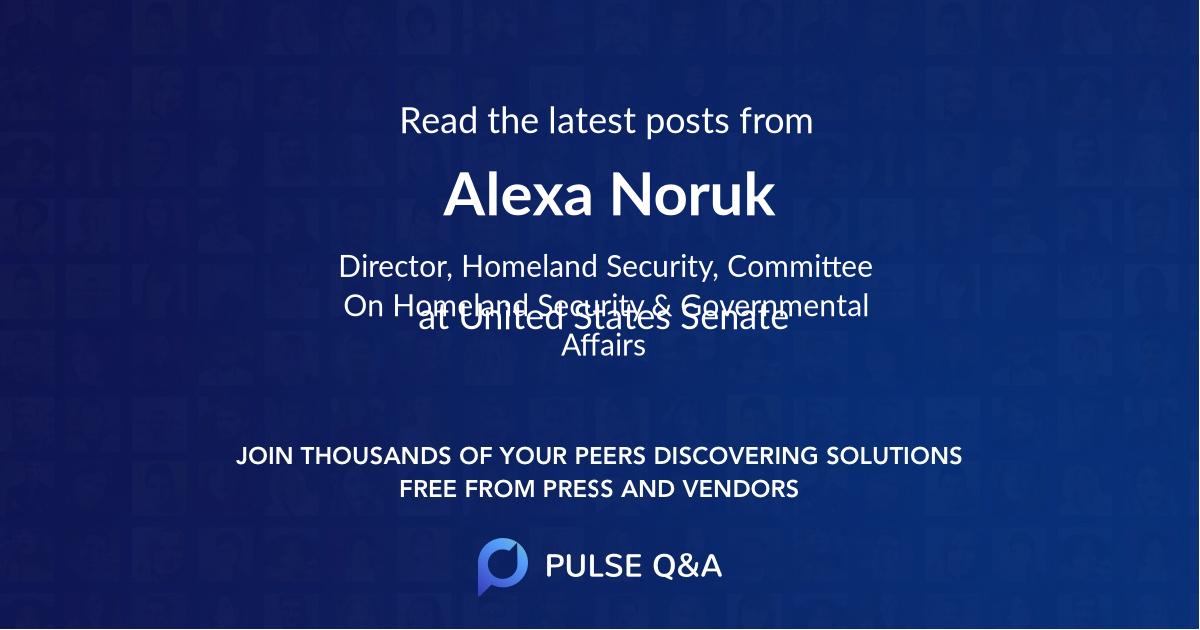 Alexa Noruk