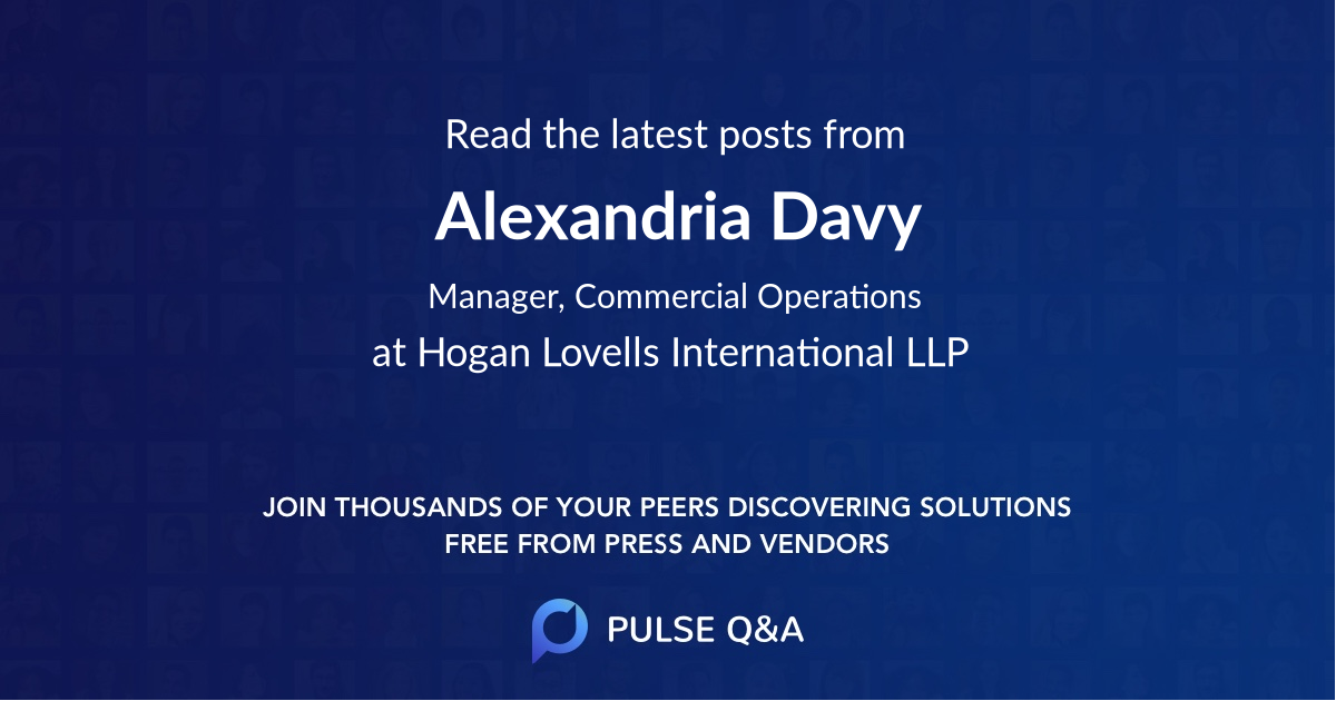Alexandria Davy