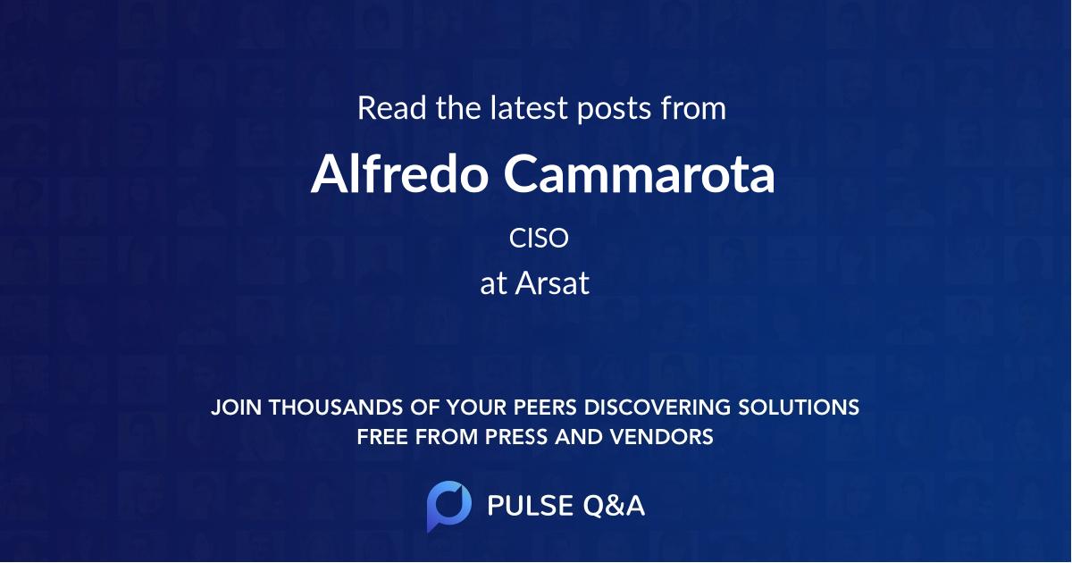 Alfredo Cammarota