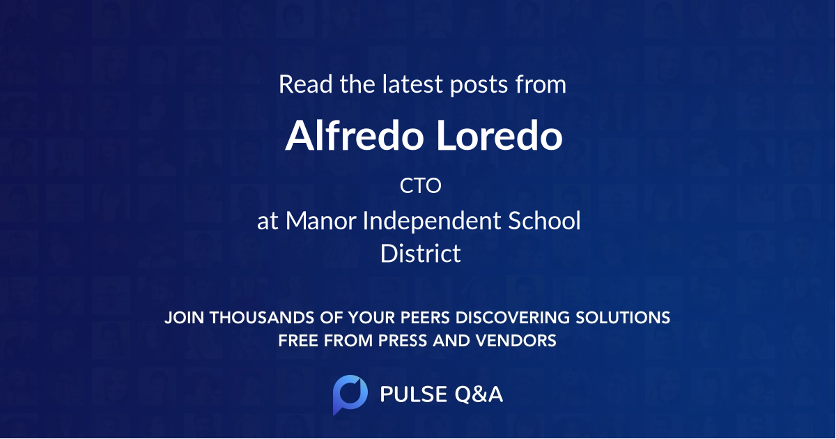 Alfredo Loredo